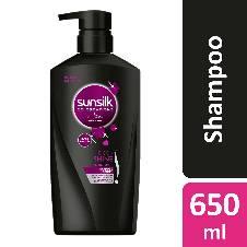 Sunsilk Black Shine Shampoo 650ml TH