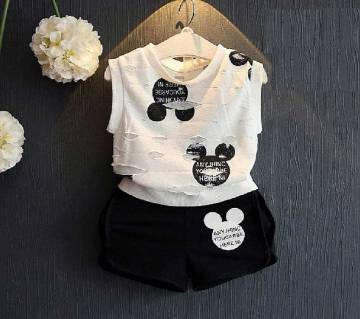 kids imported cotton dress