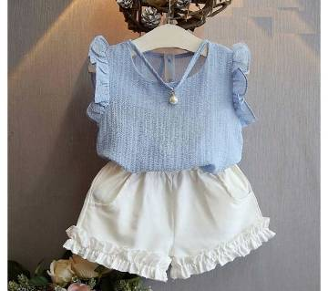 kids imported Georgette dress