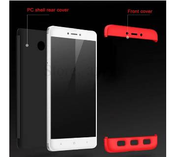 360 Degree Case For Xiaomi 4x & Note 4x