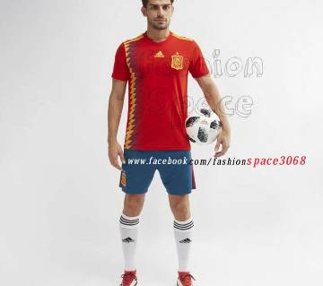 Spain Football Home jersey 2018