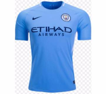 Manchester City Club Jersey