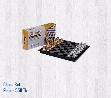 Folding magnet Chess Board