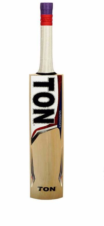 S S Ton Cricket Bat (Kashmir Willow)