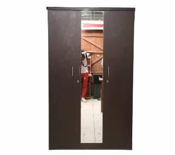 Dual door melamine board Almirah