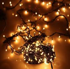 Fairy Lights with Warm White 100 LED Bulbs in BD | AjkerDeal3