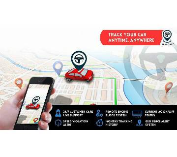 CAR, BUS, VEHICLES TRACKER