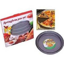 PIZZA NON STICK PAN 3 PICS