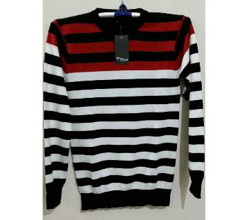 Gents Full-Sleeve Cotton Sweater