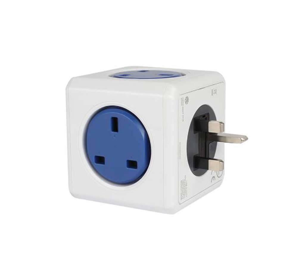 Allocacoc Power Cube Socket বাংলাদেশ - 612416