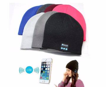Bluetooth Hat Headset