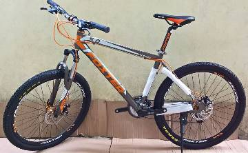 Foxter 5 Bicycle (2017 version)