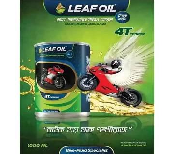 Leaf Oil ইঞ্জিন অয়েল- ১ লিটার