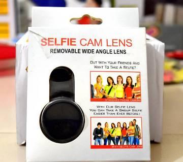 Selfie mobile camera lens