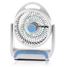 portable charging fan