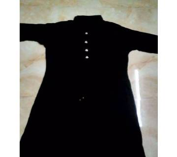 Ready made cotton long kurti