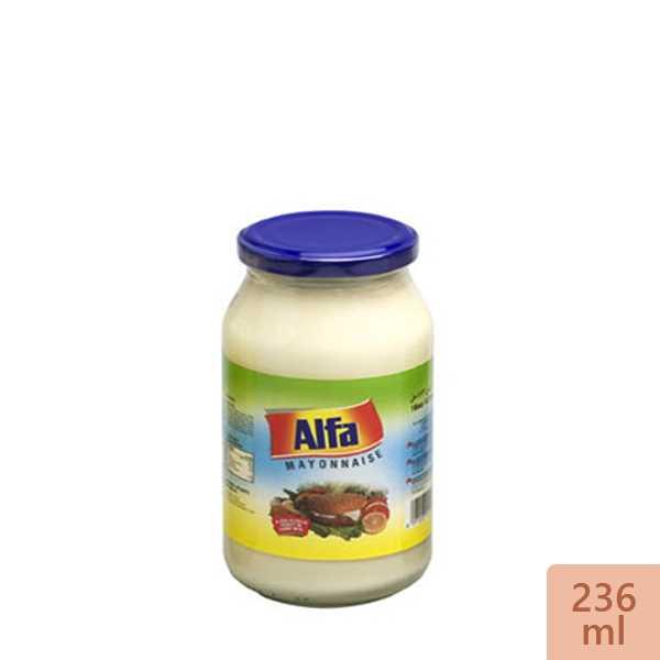 Alfa Mayonnaise 236 ml