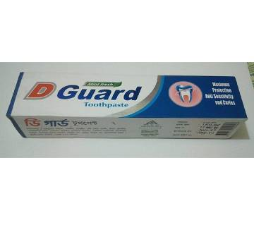 D Guard Tooth Paste 100gm