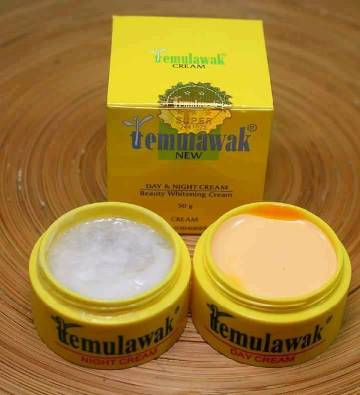 Temulawak day & night cream