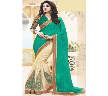 Indian Soft Weightless Georgette Sharee