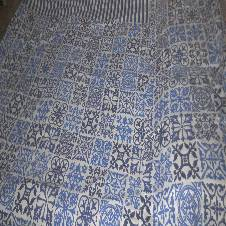 Single Size Cotton Bed Sheet Set