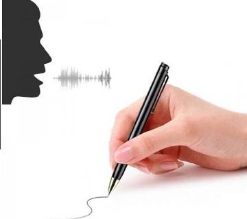 Spy voice recorder pen 8GB with MP3 player