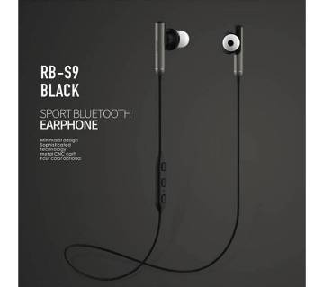 REMAX RB-S9 Sporty Bluetooth Earphone