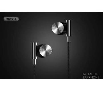 Remax Wired Metal Earphone