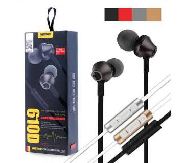 REMAX RM-610D Super Base IN-ear Earphone