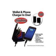 E-Charger Wallet Phone Charger