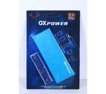 OX POWER BANK