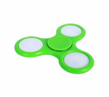 LED Fidget Spinner Stress Reducer Toy