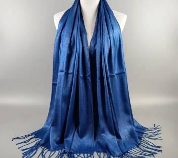Blue Pashmina Hijab For Women