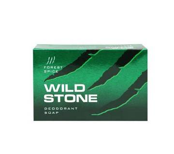 Wild Stone forest Spice Deodorant Soap - 125g (India)