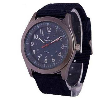 Fastrack gents casual wrist watch copy