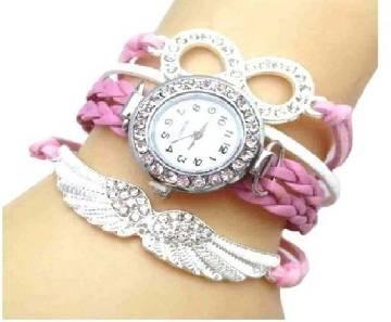 Bracelet Watch for Women - Pink