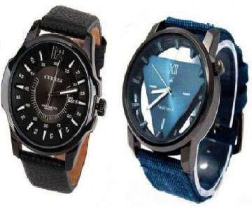 Combo Pack Of Wrist Watch For Men