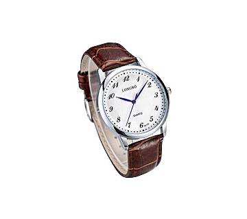 LONGBO Brown Wrist Watch For Man