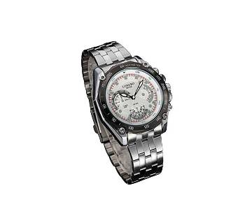 LONGBO Silver Wrist Watch For Men