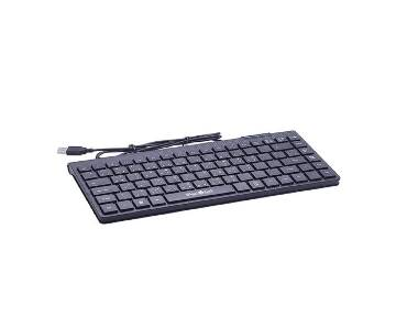 Black mini usb keyboard