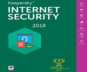 Kaspersky Internet Security 2018 (1PC) বাংলাদেশ - 5619661