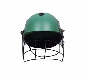 sports Museum Batting Helmet - Green