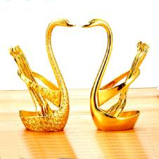 Swan Suger Spoon Set