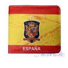 Spain Flag Wallet