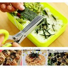 5 Layer Kitchen Scissors