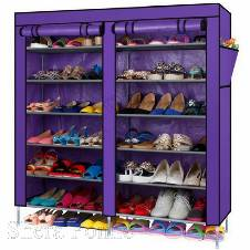 Easy Care Shoe Cabinet