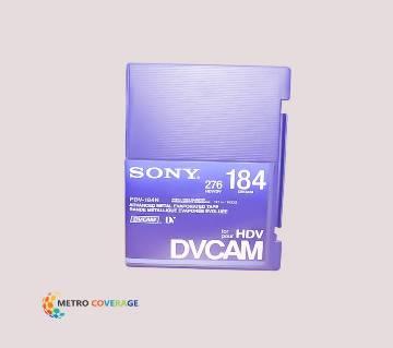Sony 184 DVCAM Per 5 pcs
