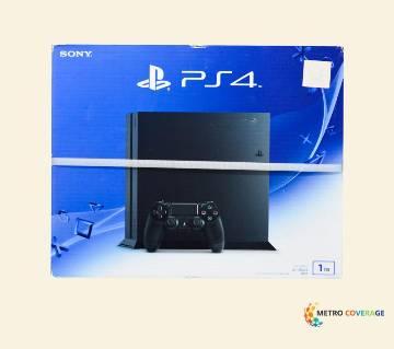 Sony PlayStation 4 (Black) Slim 1TB Console