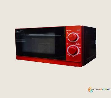 Microwave Oven Sharp R-20A-20ltr(Red)