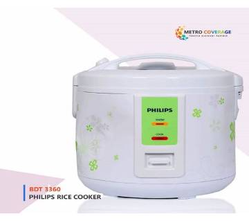 Rice Cooker Philips Electric  HD-3017